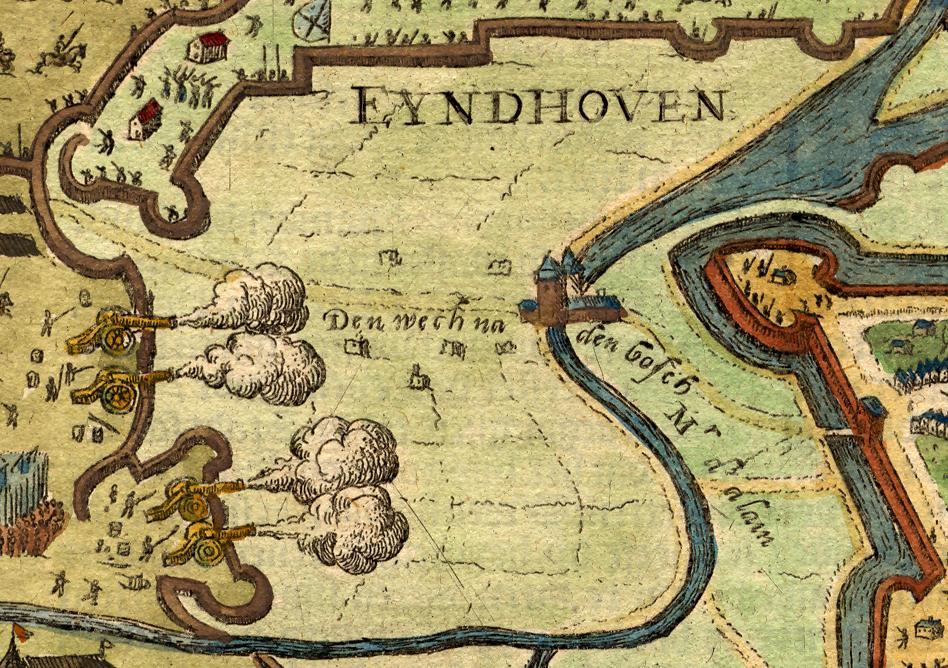 De Woenselse Poort.Woenselse Poort Henri Van Abbe Stichting